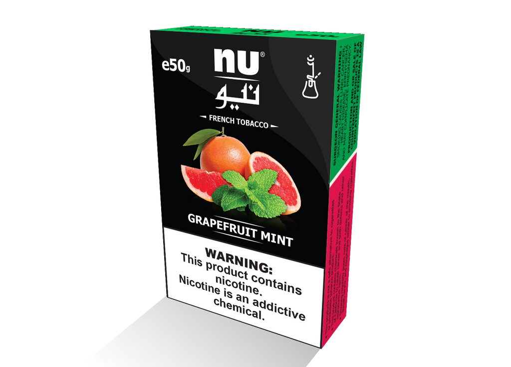 NU grapefruit mint 50g
