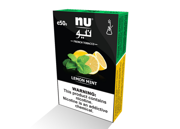 NU lemon mint 50g