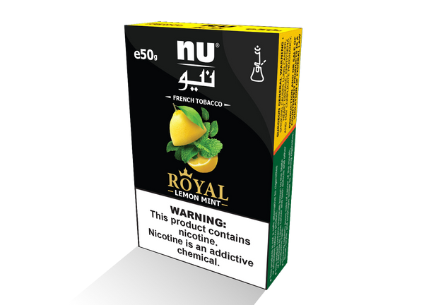 NU Royal Lemon Mint - 50g