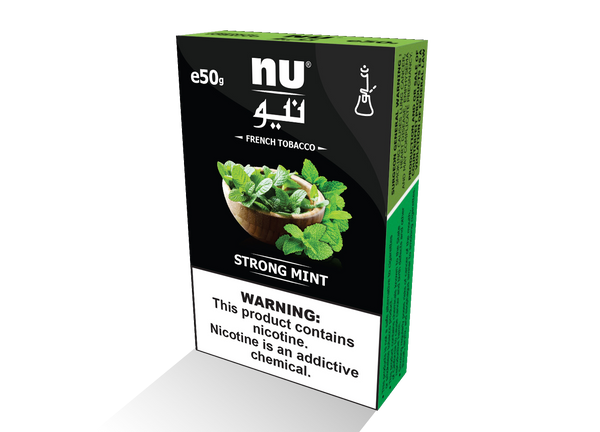 NU strong mint 50g
