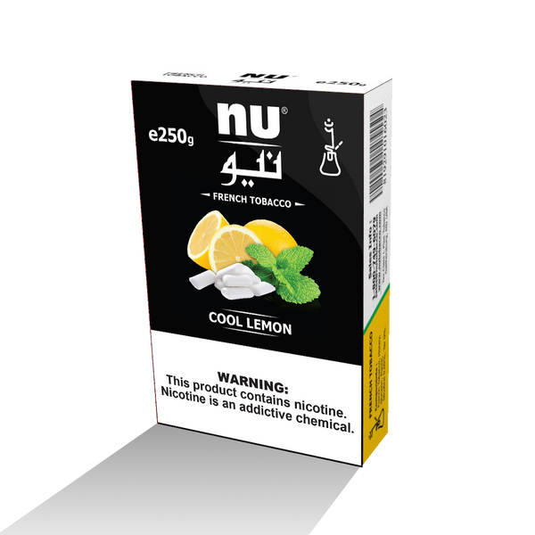 NU cool lemon 250g