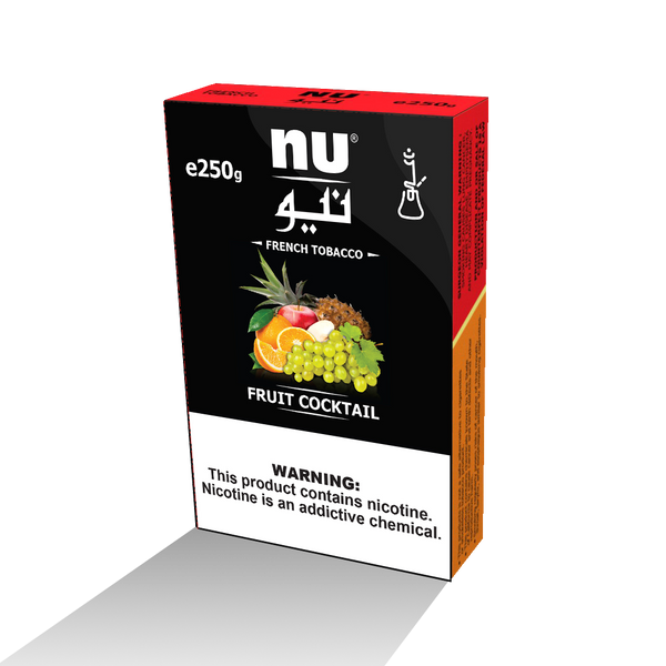NU fruit cocktail 250g