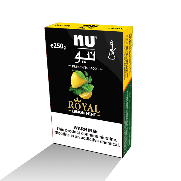 NU Royal Lemon Mint - 250g