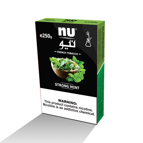 NU strong mint 250g