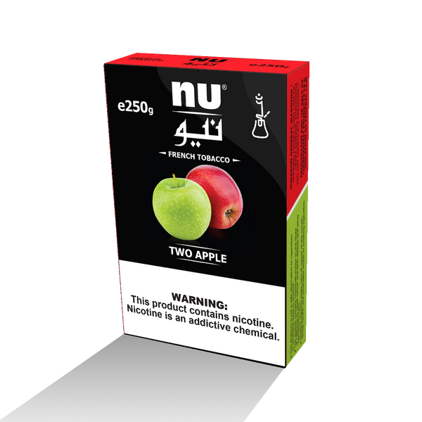 NU two apple 250g