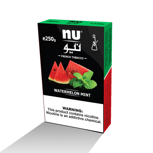 NU watermelon mint 250g