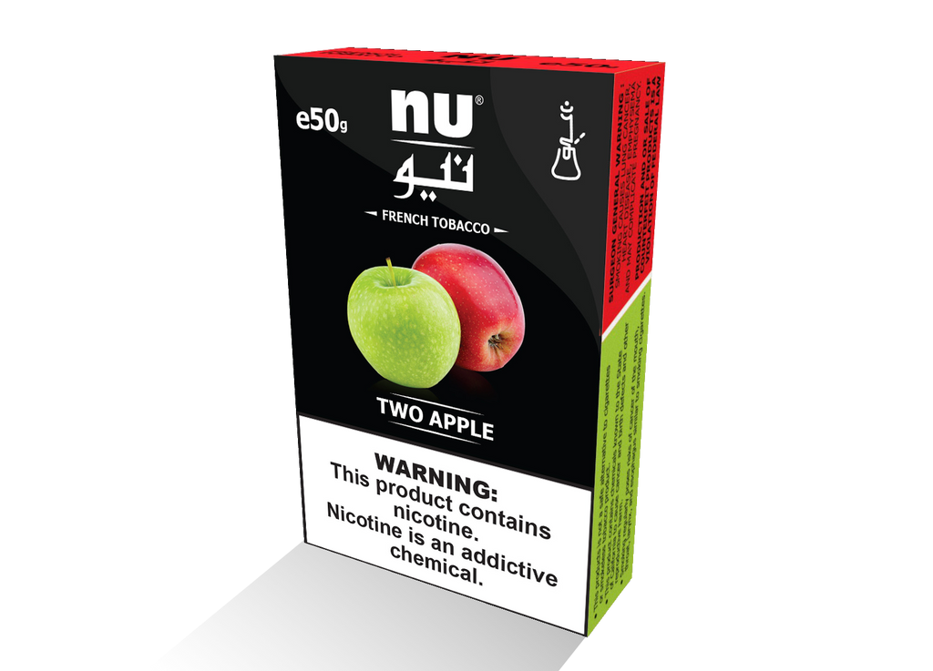 NU two apple 50g