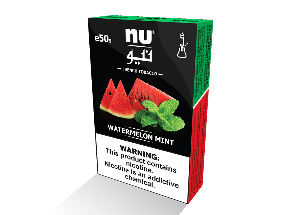 NU watermelon mint 50g