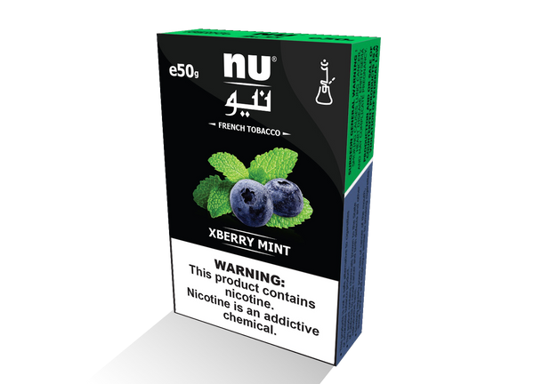 NU xberry mint 50g