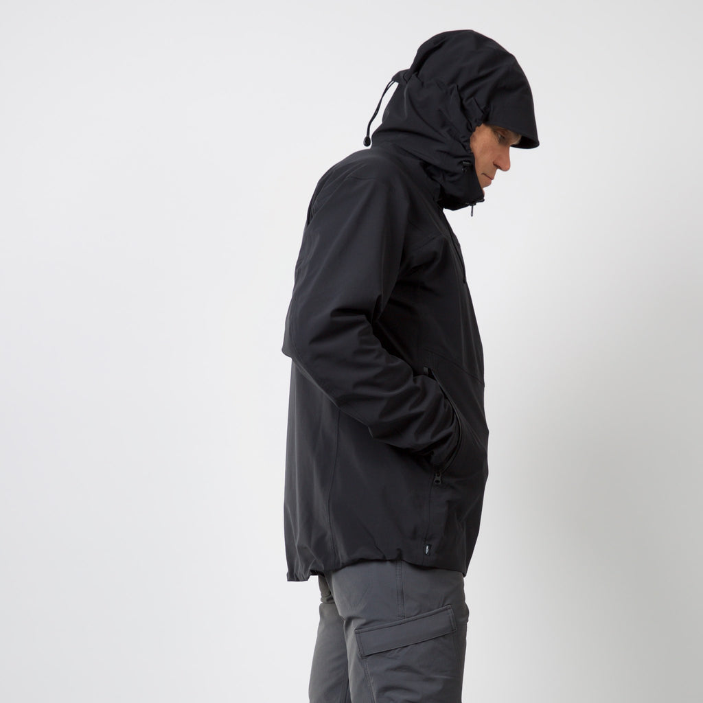 Global Storm Hooded Jacket