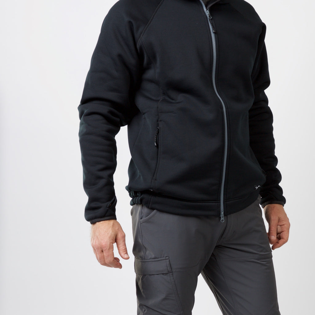 Full-Flight Hooded Jacket