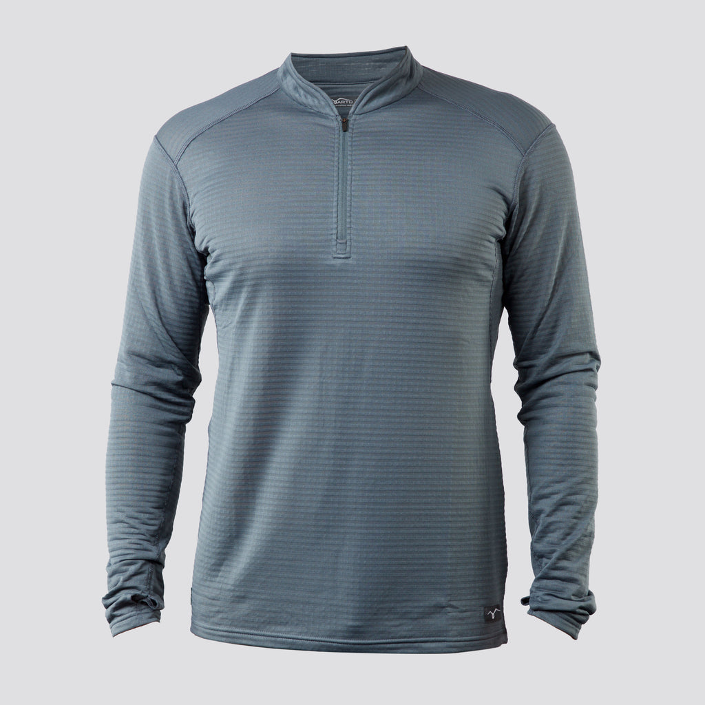 Base Grid Long Sleeve T-Shirt