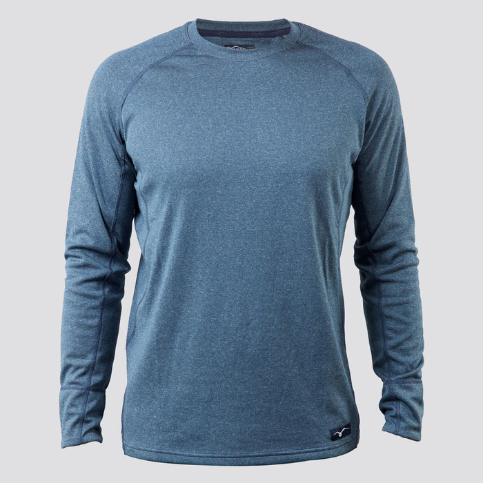 Trek Long Sleeve T-Shirt with Power Wool