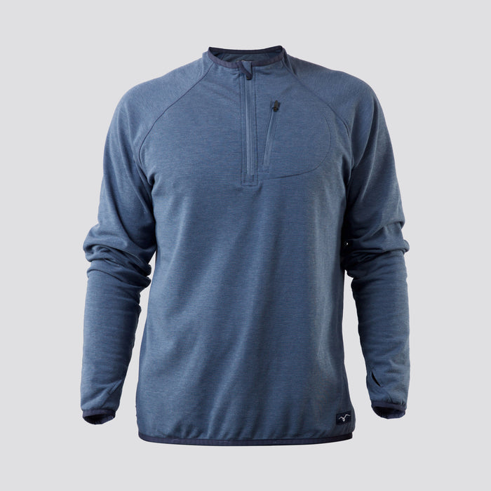 Cruise Qtr-Zip Pullover
