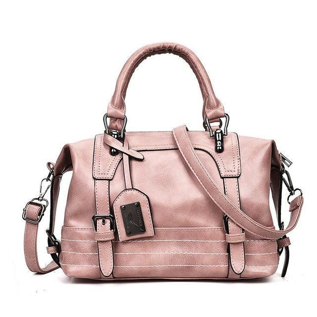 (Best Seller) The Mercer Bag Boho Peak Blush Pink