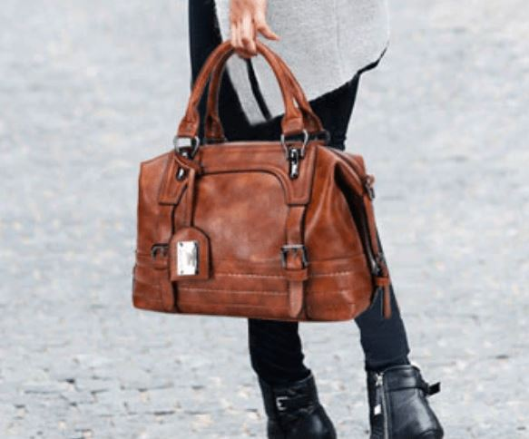 (Best Seller) The Mercer Bag Boho Peak Chestnut