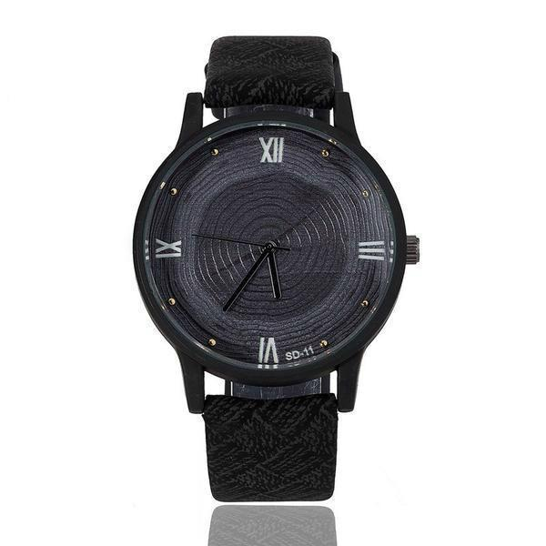 Nomad™ - The Naturalist's Watch Watch Boho Peak Black