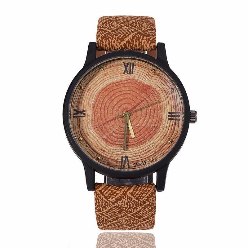 Nomad™ - The Naturalist's Watch Watch Boho Peak Brown