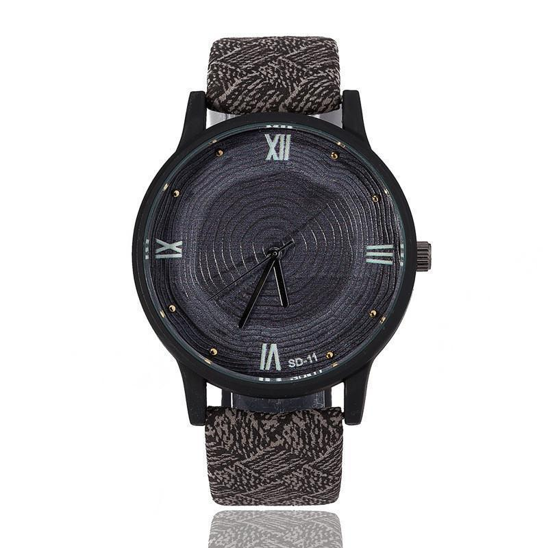 Nomad™ - The Naturalist's Watch Watch Boho Peak Grey