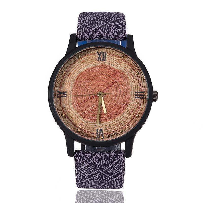 Nomad™  - The Naturalist's Watch Purple Watch