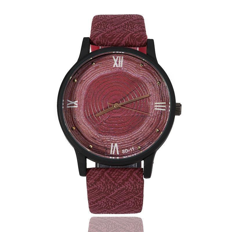 Nomad™ - The Naturalist's Watch Watch Boho Peak Red