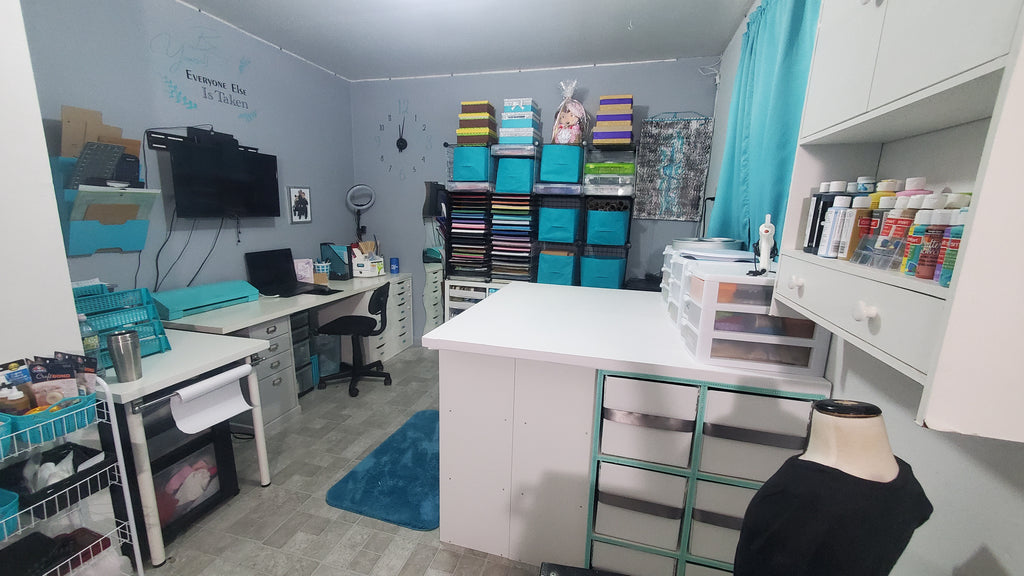 Total Craft Room Makeover!