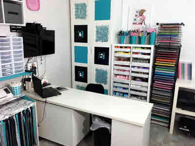 My Many Craft Rooms!