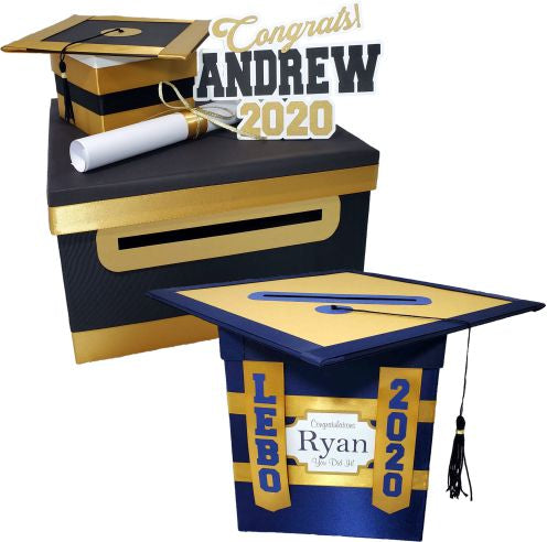 Graduation Card Boxes