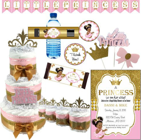 Little Princess Baby Shower Collection