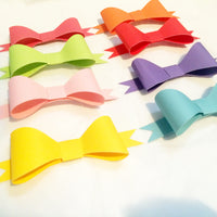 DIY Paper Bows and Bow Ties