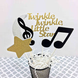 Twinkle, Twinkle, Little Star Baby Shower Centerpiece Sticks