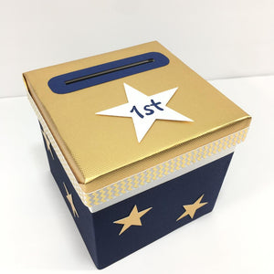 Event Raffle Ticket Box