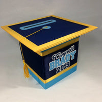 Graduation Cap Card Box