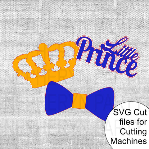 Little Prince SVG Cutting Files