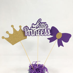 Little Princess Centerpiece Sticks