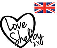 Love Shelby Products Available in the UK