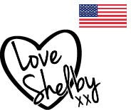 Love Shelby - Products Available in USA