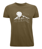 Mountain Camping short sleeve t-shirt