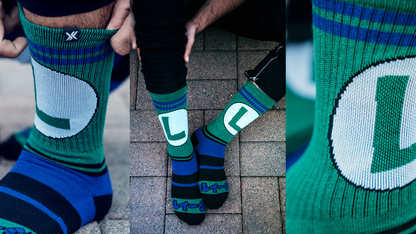fb3404c57 Flux Socks For Everyone - Cool Colors And Designs