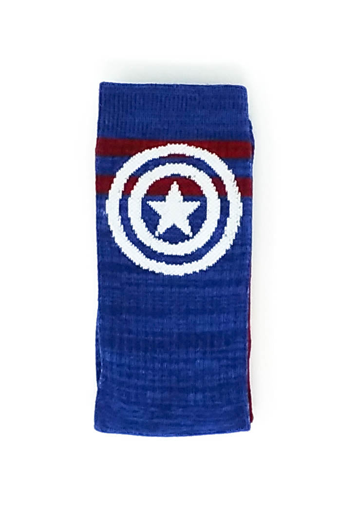 Captain America Shield Star