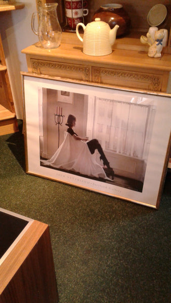 Jack Vettriano Large Framed Print