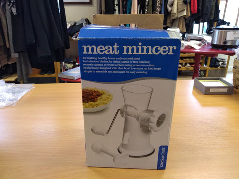 Meat Mincer (Shop)