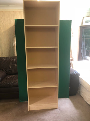 Beech Bookcase (Shop)