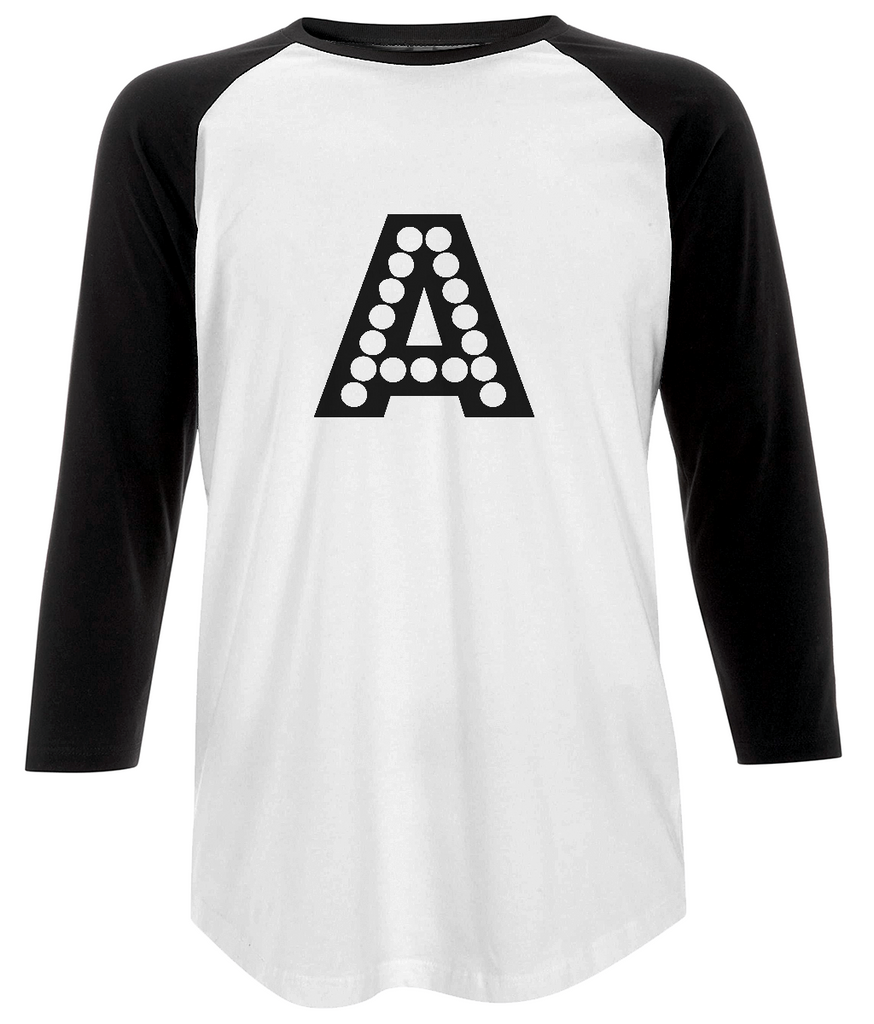 NEW! Personalised Baseball Tee