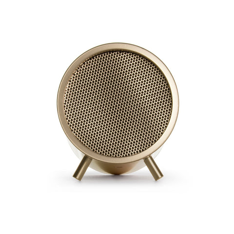Brass Tube Audio Bluetooth Speaker Leff Amsterdam