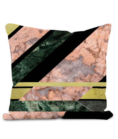 Marble Cushion from White Punch