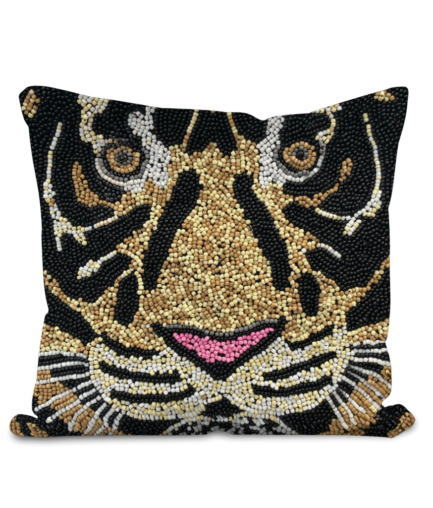 Go And Get Them Tiger Cushion