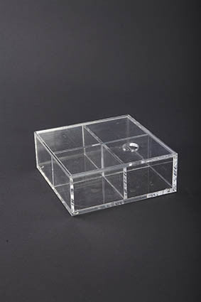 Acrylic Organiser from White Punch UK