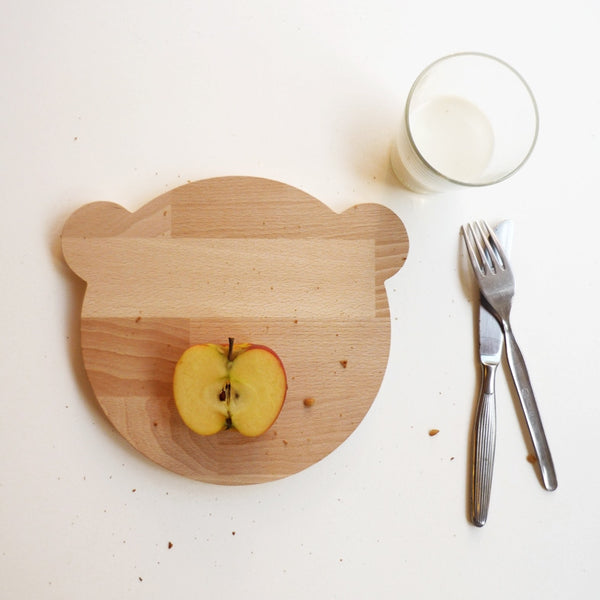 Bear Bread Board Snug Studio From White Punch