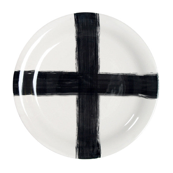Cross Serving Plate HK Living